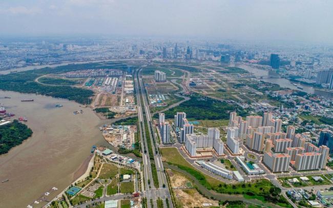 Động lực nào để phát triển đô thị tại TP.HCM?