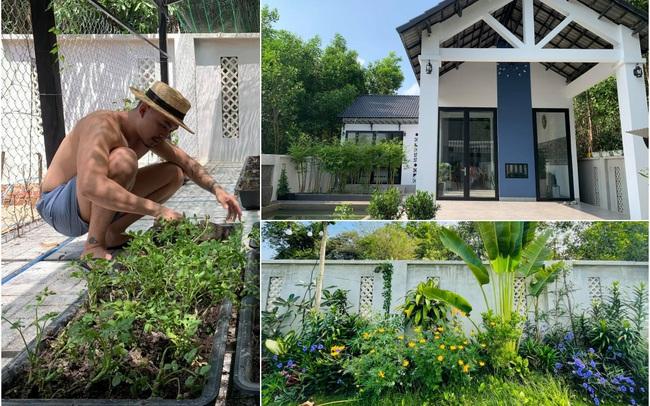 Chàng trai 25 tuổi bỏ phố thị về quê xây nhà, nuôi gà và trồng rau, thành quả sau 1 năm ai nhìn cũng khen: Thu nhập ít đi nhưng hạnh phúc và an yên hơn
