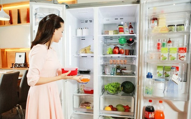 Có cần rút điện tủ lạnh khi về quê ăn Tết không và bí quyết dùng tủ lạnh thông minh trong ngày Tết
