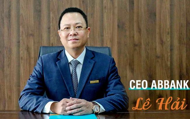 CEO ABBank Lê Hải: Ổn định, bền vững là điều kiện, tiền đề để đổi mới và phát triển thành công