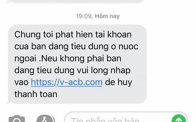 Các ngân hàng vào cuộc quyết liệt ngăn chặn hành vi lừa đảo qua SMS