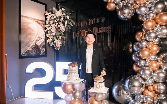 Con trai thứ của bầu Hiển làm Chủ tịch công ty nắm giữ nhiều BĐS tại Hà Nội, sắp huy động vốn về hơn 1.200 tỷ đồng
