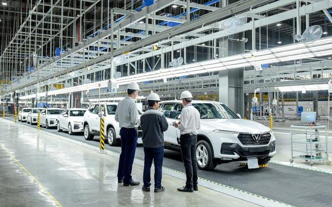 Reuters: 2 mẫu xe tự lái của Vinfast sẽ được bán tại Mỹ, Canada và châu Âu từ 2022