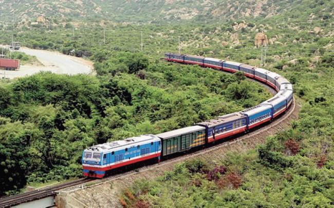 Giảm 50% phí sử dụng kết cấu hạ tầng đường sắt