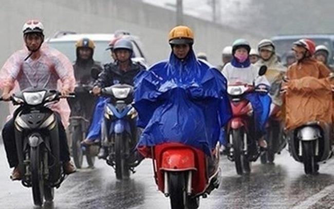 Hà Nội mưa rét, nhiệt độ thấp nhất 12 độ C