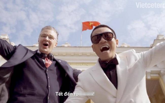 Đại sứ Mỹ đọc rap chúc Tết người Việt Nam