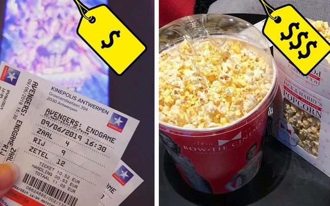 Vì sao số tiền bạn chi cho bỏng ngô, nước uống còn cao hơn cả vé xem phim khi tới rạp? Đằng sau sự bức xúc chung của nhiều người này là một bài toán kinh tế không hề đơn giản