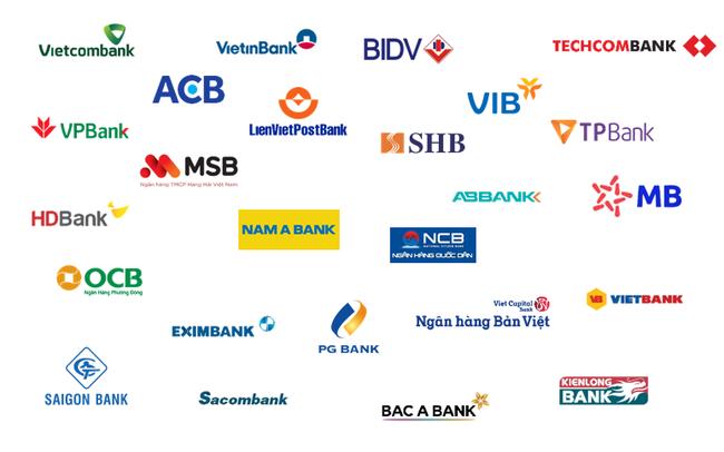Thu nhập bình quân nhân viên của 25 ngân hàng đang như thế nào?