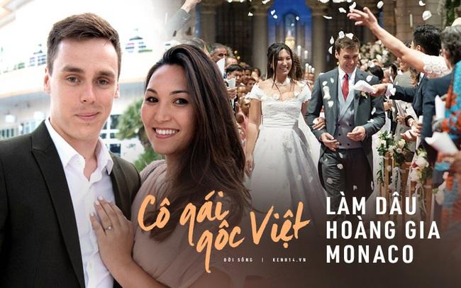 Cô gái gốc Việt kể chuyện tình 9 năm với Hoàng tử Monaco, hé lộ bí quyết làm dâu Hoàng gia