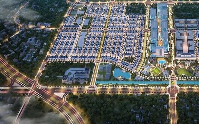 Hà Nội mở rộng một tuyến đường gần dự án Vinhomes Đan Phượng