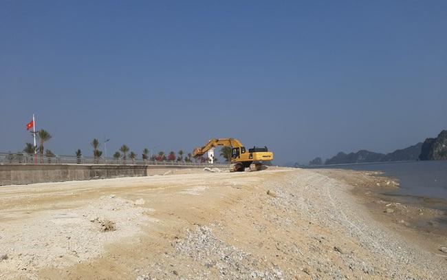 Công an vào cuộc vụ chủ dự án BĐS 'hot' nhất Vân Đồn lấn chiếm vịnh