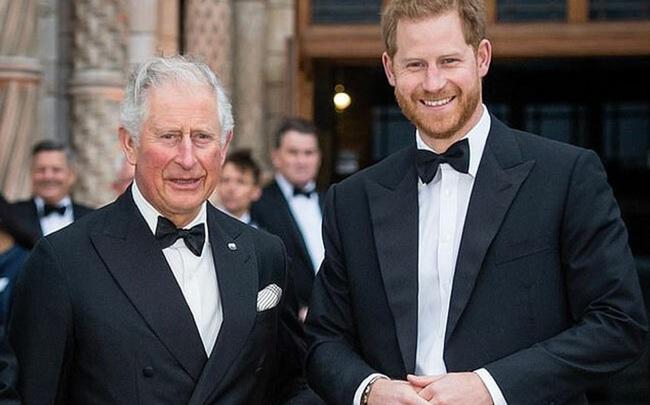 Thái tử Charles hoàn toàn thất vọng về con trai sau khi đã hết lòng hỗ trợ tài chính, từ chối đưa ra bất cứ bình luận vào về cuộc phỏng vấn