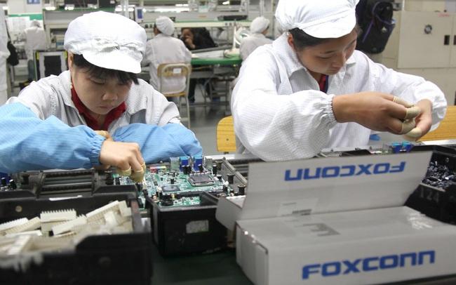 Foxconn sẽ đầu tư 700 triệu USD vào Việt Nam trong năm nay, tăng 10.000 việc làm, doanh thu dự kiến 10 tỷ USD