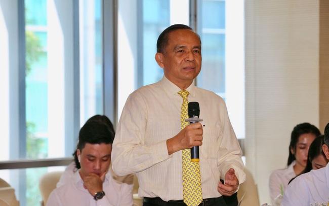 Ông Lê Hoàng Châu: Không thể chấp nhận người mua nhà trả tiền nhưng không được nhận nhà vào ở