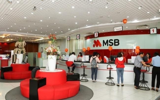 MSB bán xong 82,5 triệu cổ phiếu quỹ, giá 11.500-12.000 đồng/cp