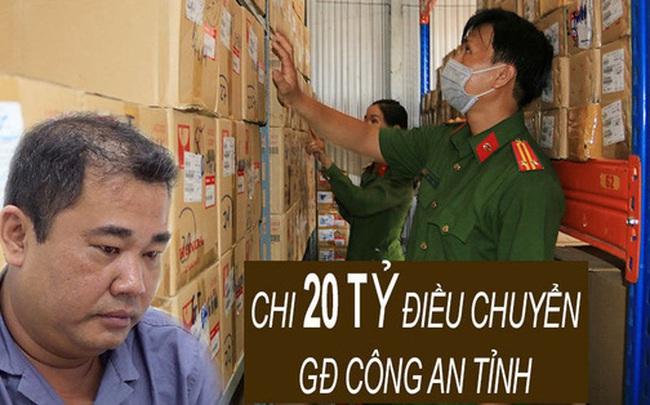"""Vụ chi 20 tỷ đồng để """"điều chuyển"""" Giám đốc Công an tỉnh An Giang: """"Ông trùm"""" bị lừa mất gần 3 tỷ"""