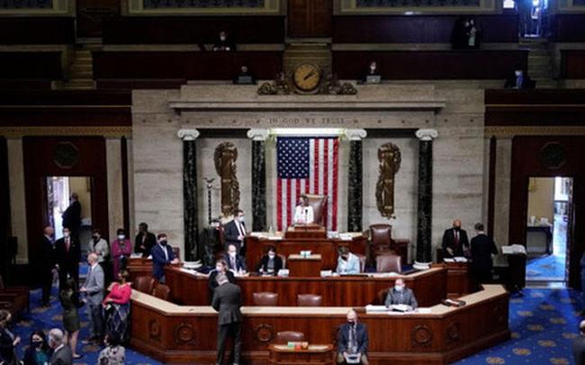 Quốc hội Mỹ phê chuẩn lần cuối gói kích cầu 1,9 nghìn tỷ USD
