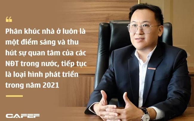 TGĐ Gamuda Land: Người dân Việt Nam có tài sản tích luỹ dưới dạng vàng, ngoại tệ đang chuyển hoá sang bất động sản