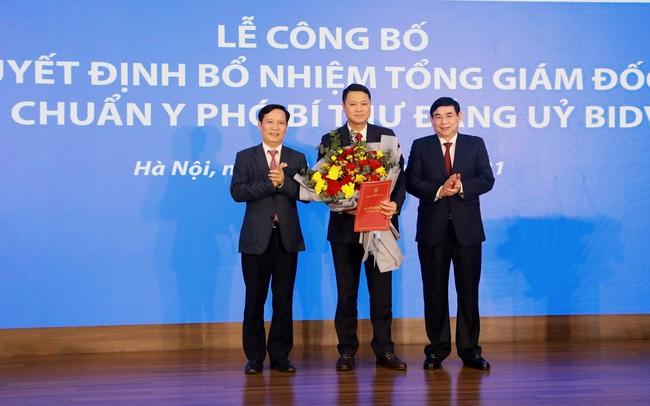 BIDV chính thức bổ nhiệm Tổng Giám đốc mới