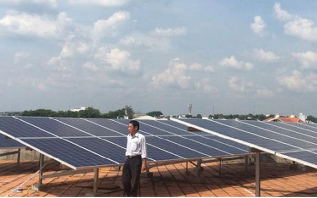 Giá điện mặt trời mái nhà dưới 6 cent/kWh phù hợp với tình hình mới