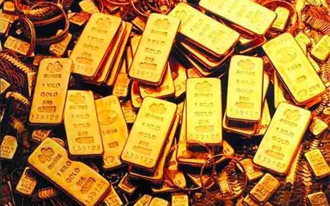 """Vàng có tuần tăng giá mạnh nhất 7 tuần bất chấp nhà đầu tư """"nhòm ngó"""" các kênh đầu tư khác"""