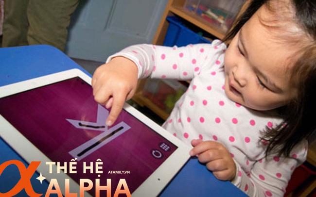 """""""Con thích một chiếc ipad hơn một con chó"""" - câu nói của một đứa trẻ thế hệ Alpha khiến nhiều cha mẹ phải giật mình"""