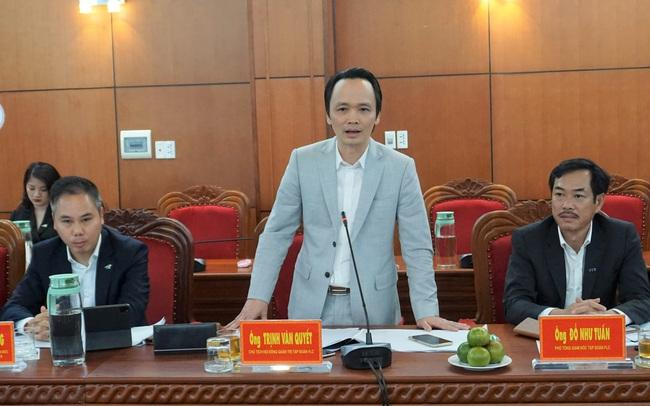 Vừa thu kiện trăm tỷ, FLC muốn đầu tư thêm 6 dự án quy mô lớn tại Đắk Lắk để 'kiếm tiền bù lỗ'?