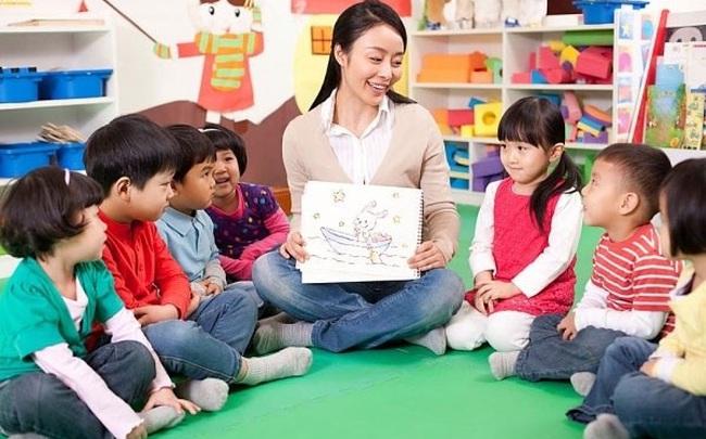 Từ 20/3 lương giáo viên mầm non cao nhất gần 9,5 triệu đồng/tháng