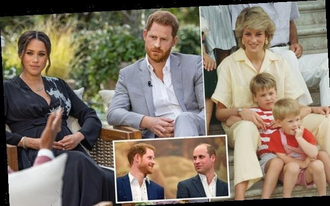 """Chuyên gia hoàng gia tiết lộ sự thật """"chua chát"""" về mối quan hệ giữa Hoàng tử William và Harry, công việc chung để tưởng nhớ Công nương Diana cũng bị bỏ ngỏ"""