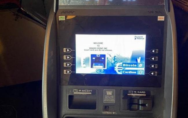 """Máy ATM Bitcoin """"phủ sóng"""" tại Mỹ"""