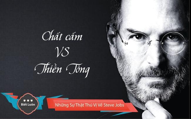 10 sự thật ít ai dám tin về huyền thoại Steve Jobs: Chối bỏ người thân, sử dụng chất cấm để sáng tạo rồi giác ngộ và thay đổi bởi Thiền tông