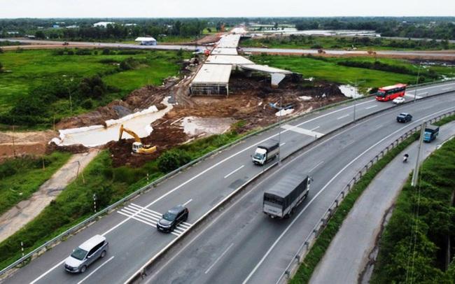 Tiến độ cao tốc Trung Lương - Mỹ Thuận hiện giờ ra sao?