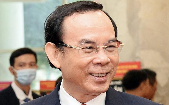 Bí thư Thành ủy TPHCM không có trong danh sách ứng cử đại biểu Quốc hội khóa XV