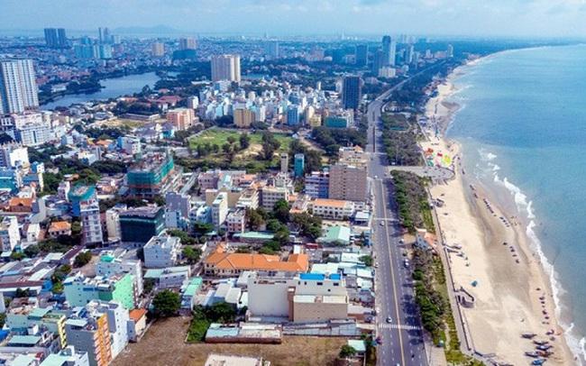 Bà Rịa - Vũng Tàu muốn đấu giá 6 khu đất dự thu 10.700 tỷ đồng năm nay