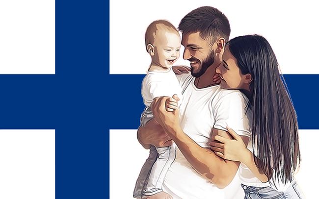 Sướng như đẻ con ở Phần Lan: Bố mẹ được nghỉ có lương tới 3 năm sau sinh, khi đi làm lại chính phủ trợ cấp gần 8 triệu đồng phí chăm con