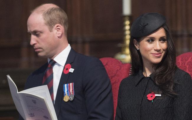 Hoàng tử William giận dữ khi Meghan động đến Công nương Kate, mối quan hệ anh chồng - em dâu đã lạnh nhạt từ xưa