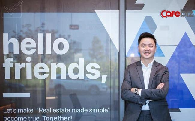 """Startup của 3 người bạn thân từ """"Forbes under 30"""": Những người từng khởi nghiệp sẽ biết cách hỗ trợ nhau, cùng giải thách thức của thị trường BĐS!"""