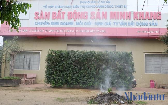 Loạt doanh nghiệp nợ thuế hàng trăm tỷ đồng ở Nghệ An