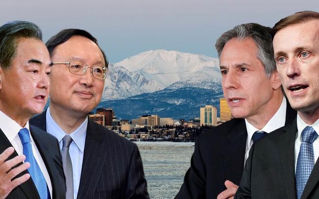 Chi tiết cuộc họp báo trở thành màn đấu khẩu cấp cao Mỹ - Trung: Ăn miếng trả miếng từng câu, từng chữ