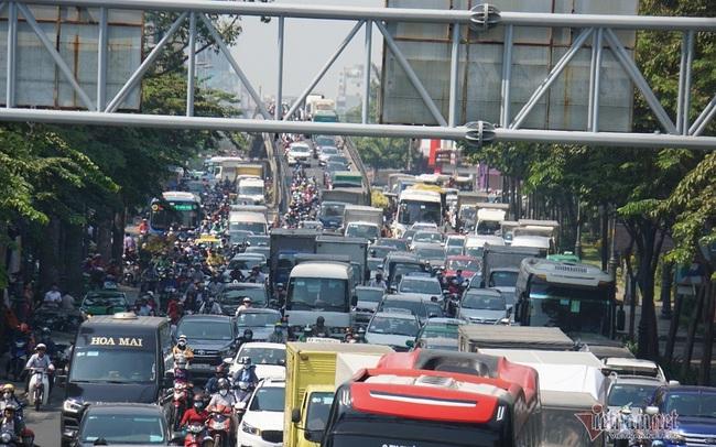 Dự án 4.800 tỷ đồng giải quyết kẹt xe sân bay Tân Sơn Nhất khởi công cuối năm nay