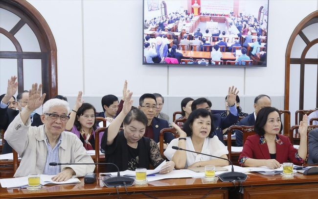 Đề xuất bỏ phiếu kín khi lấy ý kiến cử tri đối với ứng viên Quốc hội