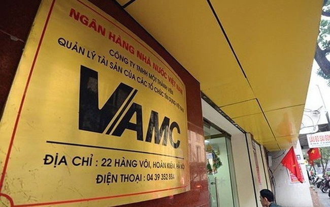 21 tổ chức tín dụng đã 'sạch' nợ xấu tại VAMC