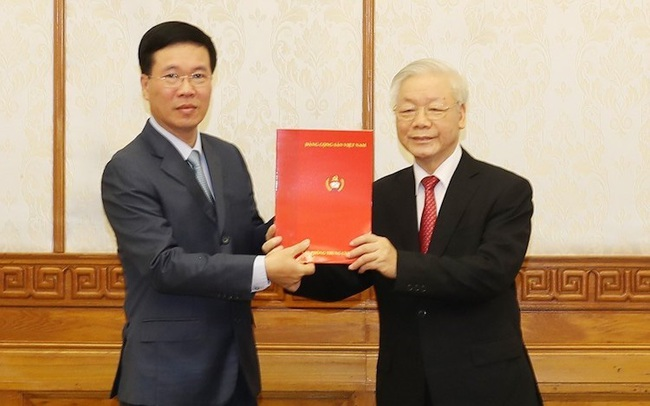 Bộ Chính trị điều động, phân công nhân sự lãnh đạo các Ban của Đảng
