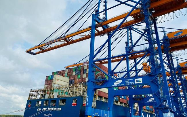 Gemadept (GMD): Gemalink sẽ khai thác ít nhất 80% công suất trong năm 2021, giai đoạn 2 dự nâng tải trọng tàu lên 250.000DWT