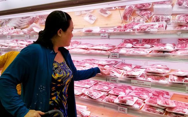 Ồ ạt nhập khẩu lợn ngoại, giá thịt trong nước 'giảm nhiệt'