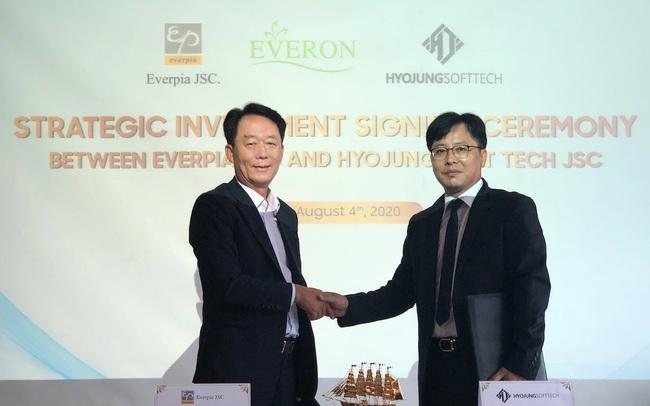 Hyojung Soft Tech chia cổ tức 200% năm 2020, khoản đầu tư của Everpia hoàn vốn chỉ sau 1 năm