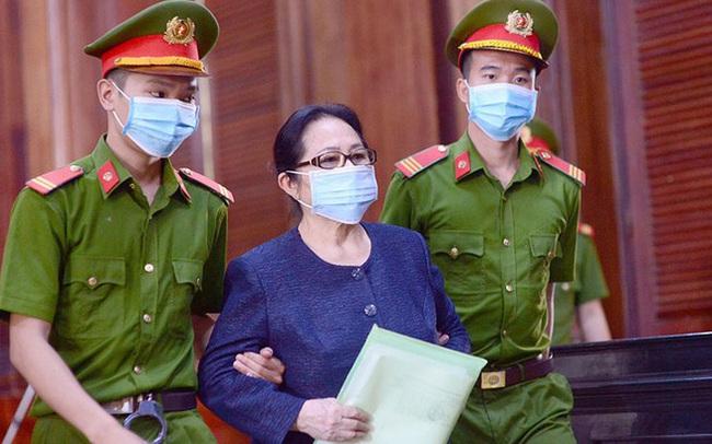 'Đại gia' Dương Thị Bạch Diệp bị đề nghị mức án chung thân