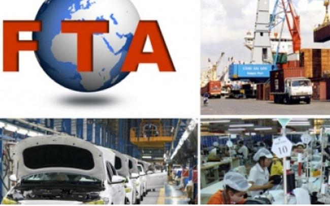 FTA thế hệ mới: Dấu mốc quan trọng trên con đường hội nhập