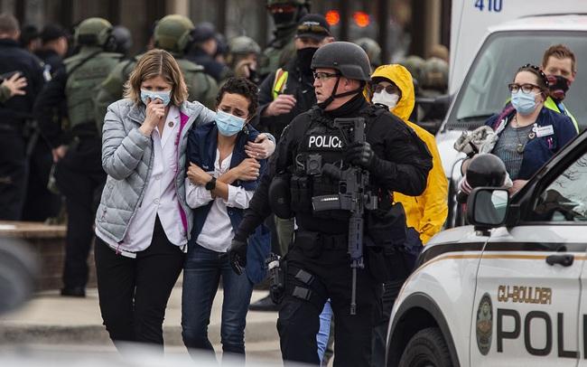 Thảm sát siêu thị ở Mỹ, 10 người thiệt mạng, bao gồm cả cảnh sát