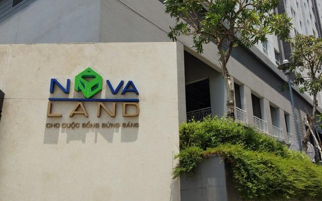 Một công ty phát hành 2.000 tỷ đồng trái phiếu đảm bảo bằng cổ phiếu Novaland